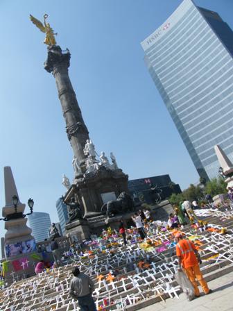México DF VI: El día de los muertos de Calderón y los vivos de Sicilia